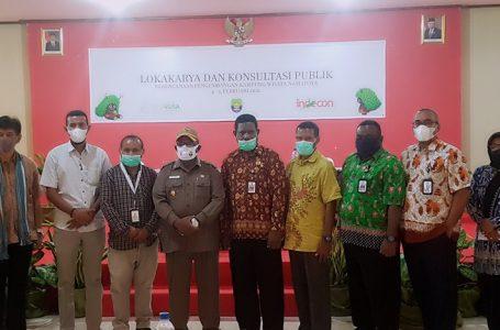 Foto Bersama Usai Kegiatan Lokakarya .