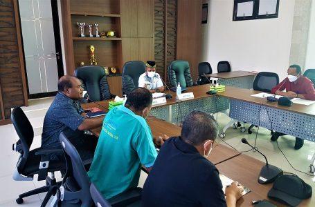 Wakil Bupati dalam Rapat Koordinasi dengan Pihak RSUD
